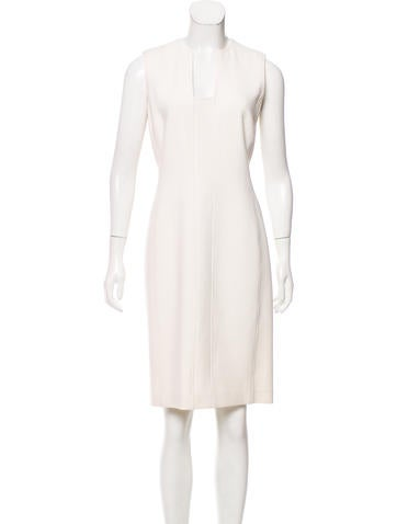 Ralph Lauren Black Label Wool Knee-Length Skirt None