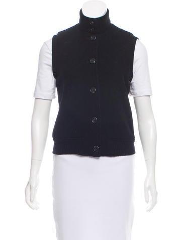 Ralph Lauren Black Label Wool Vest None