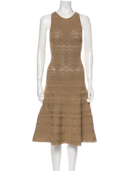 Ralph Lauren Black Label Knit Dress