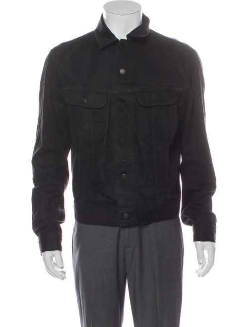 Ralph Lauren Black Label Denim Jacket Black