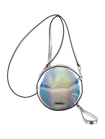 Holographic Crossbody Bag