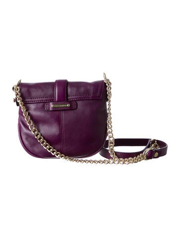 Leather Small Shoulder Bag