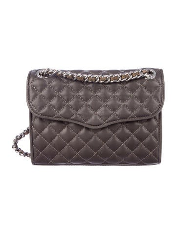 Quilted Mini Affair Crossbody Bag