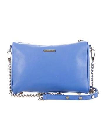 Zip Accented Crossbody Bag