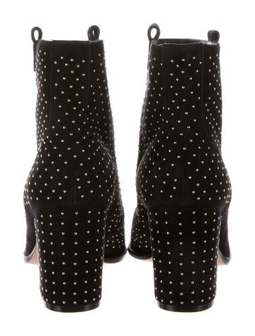 Studded Blake Ankle Boots