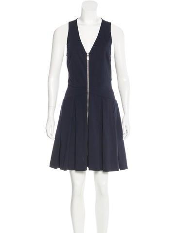 Rebecca Minkoff Sleeveless Knee-Length Dress None