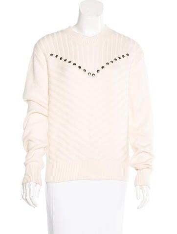 Rebecca Minkoff Wool & Cashmere Sweater None