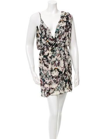 Rebecca Minkoff Silk Sleeveless Dress None
