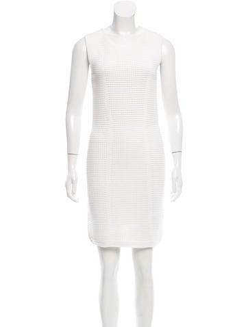 Rebecca Minkoff Knit Bodycon Dress None