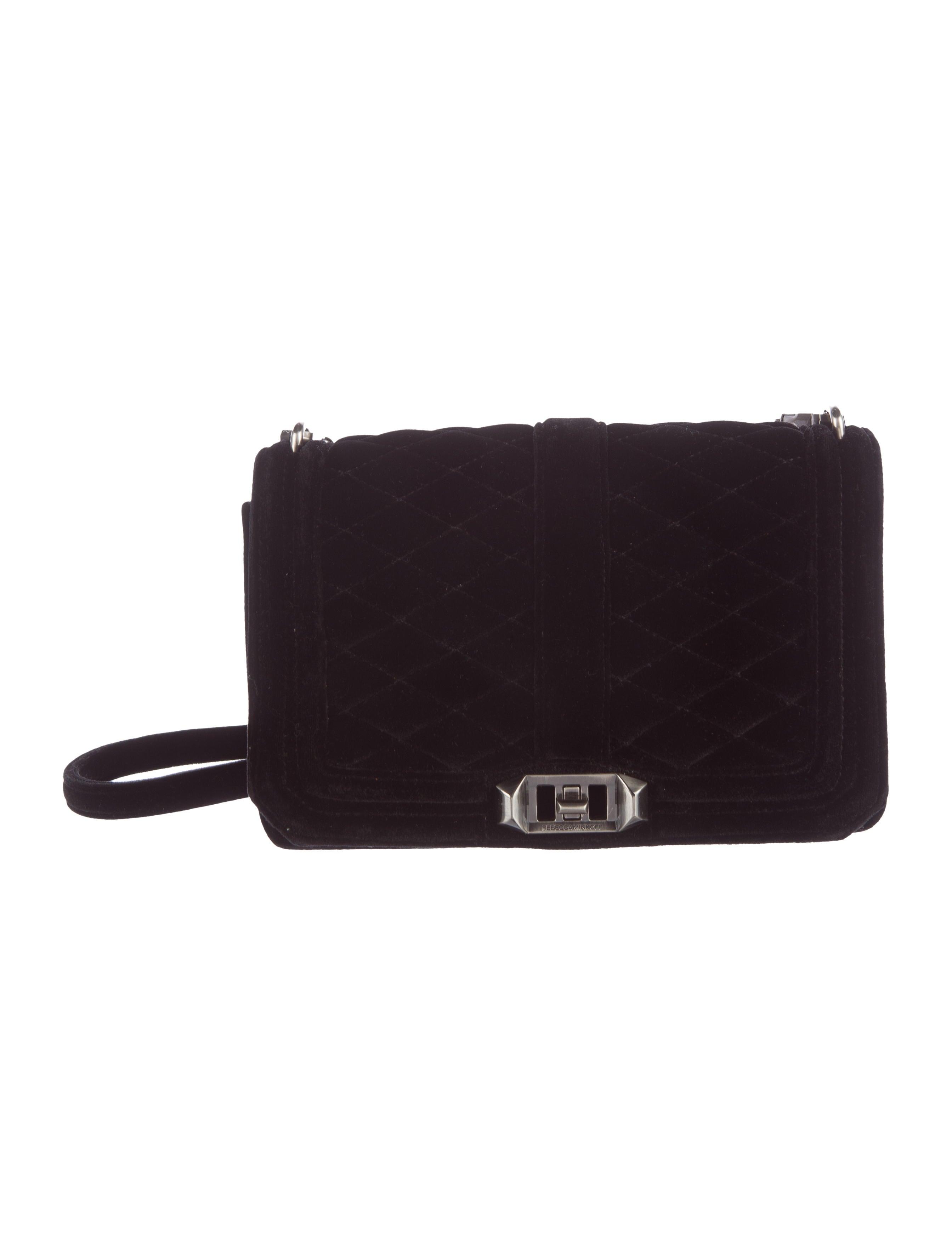 eab3e6a87 Rebecca Minkoff Velvet Love Crossbody Bag - Handbags - WRM28517 ...