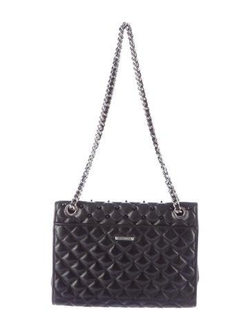 Rebecca Minkoff Large Studded Affair Bag Handbags