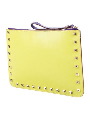 Studded Kerry Pouch