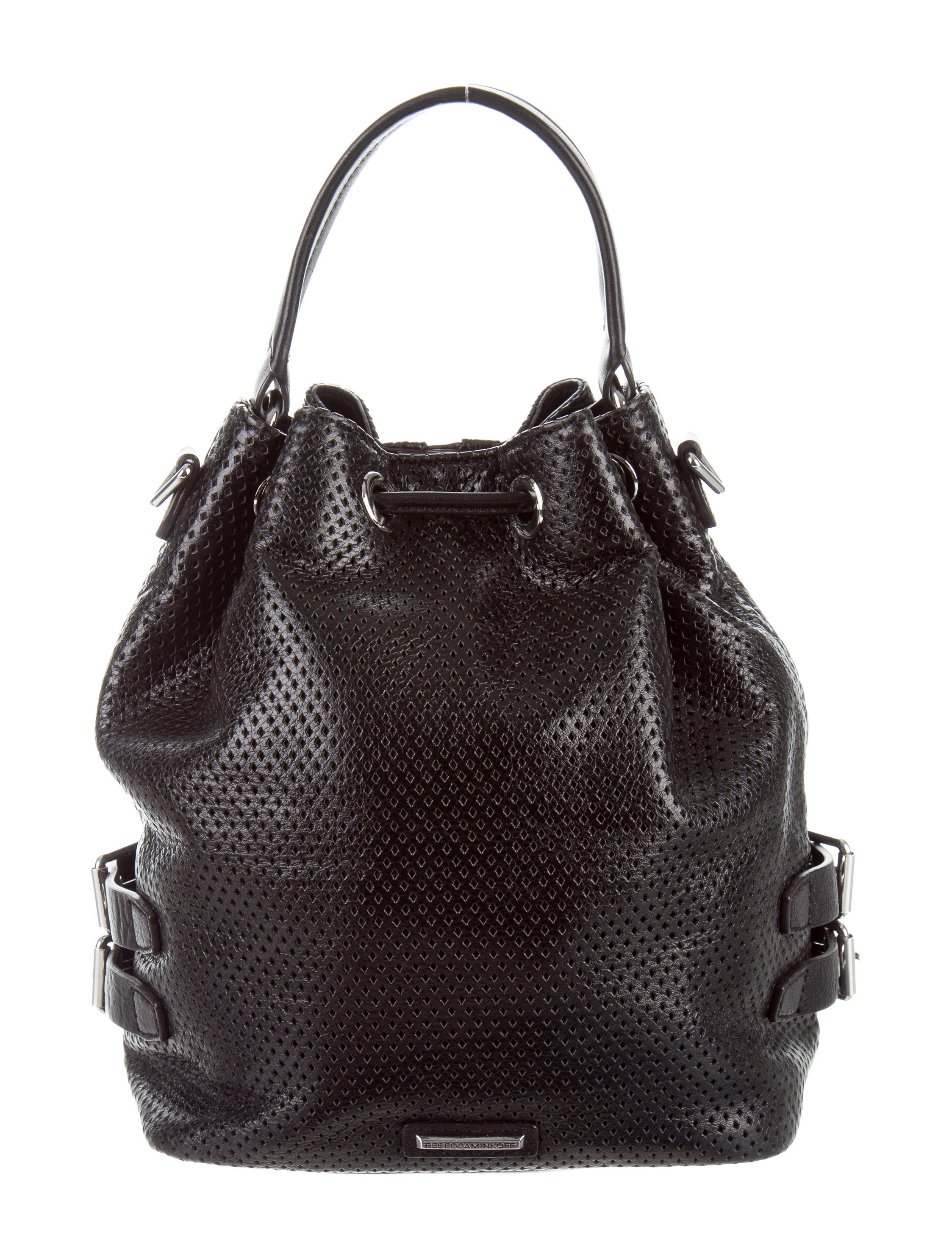 minkoff perforated moto bag handbags