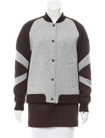 Rebecca Minkoff Oversize Paneled Jacket None