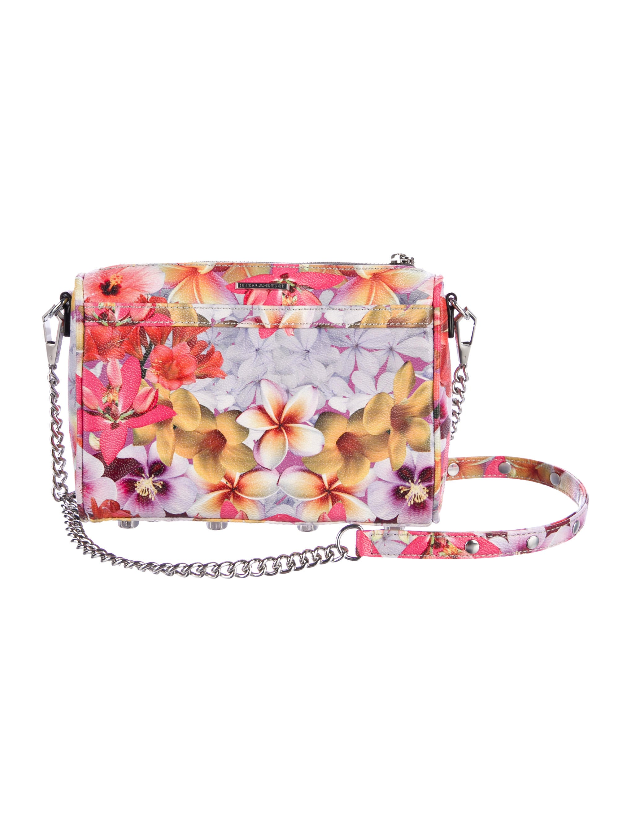 Rebecca Minkoff Floral Printed MAC Crossbody Bag - Handbags - WRM32190 | The RealReal
