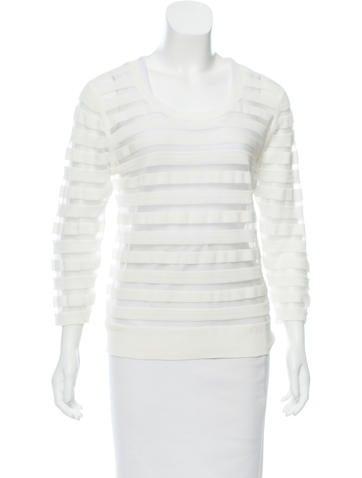 Rebecca Minkoff Casual Long Sleeve Sweater None