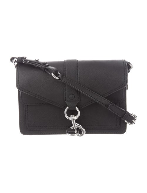 Rebecca Minkoff Leather Crossbody Bag Black