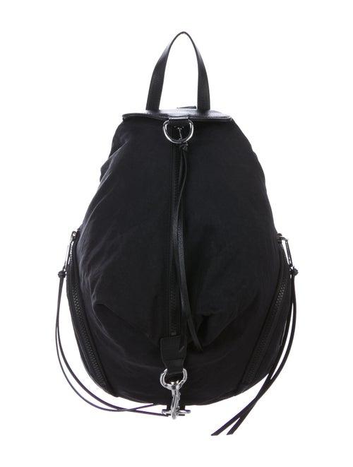 Rebecca Minkoff Nylon Julian Backpack Black