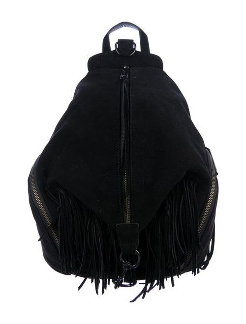 Rebecca Minkoff Fringe Julian Backpack Black