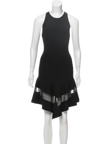 Ronny Kobo Ilaria Ribbed Dress w/ Tags None