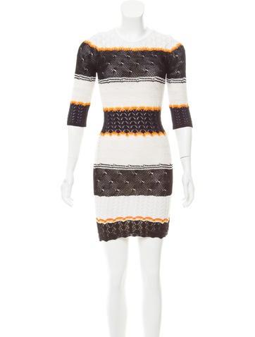 Ronny Kobo Charlie Knit Dress w/ Tags None