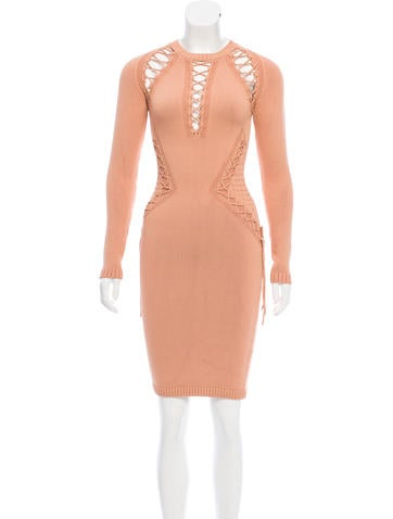 Ronny Kobo Brighton Lace-Up Dress w/ Tags None