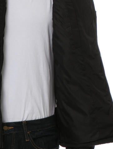Mock Neck Puffer Jacket