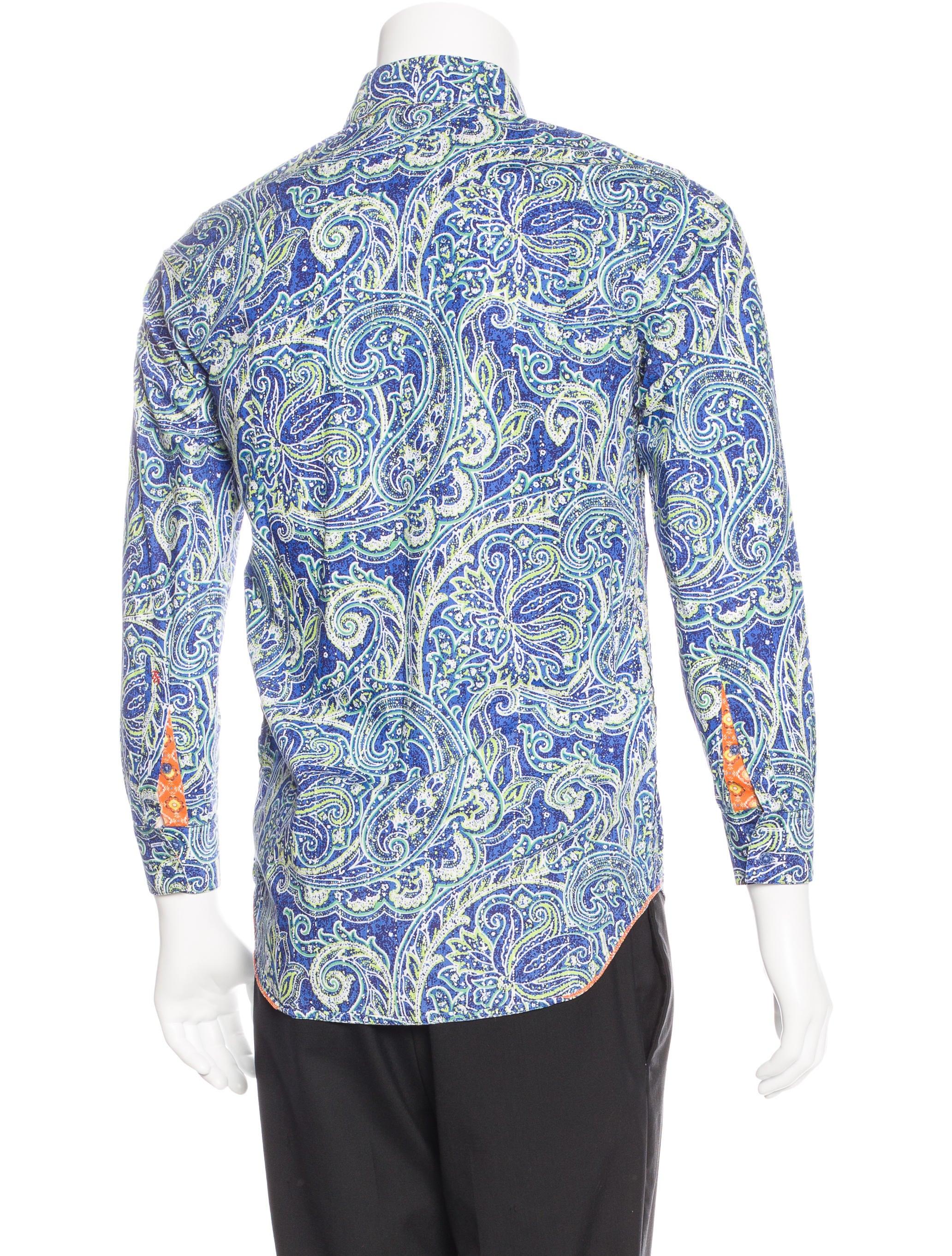 Designer Shirts Like Robert Graham