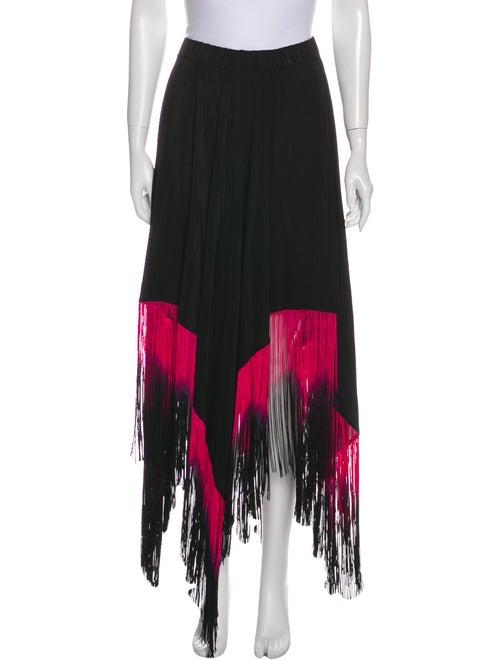 Romance Was Born Printed Midi Length Skirt w/ Tag… - image 1