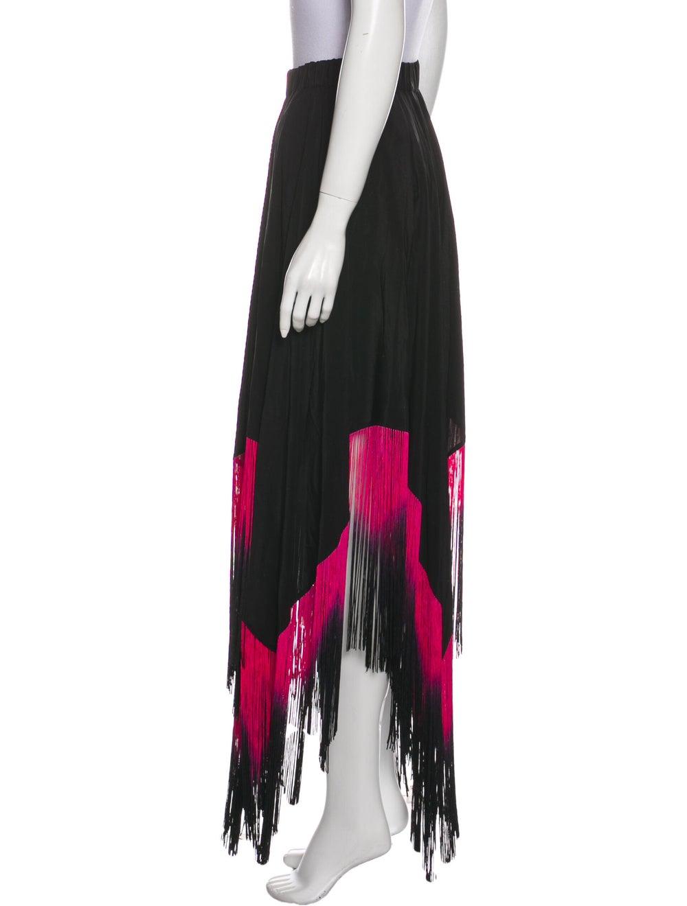 Romance Was Born Printed Midi Length Skirt w/ Tag… - image 2