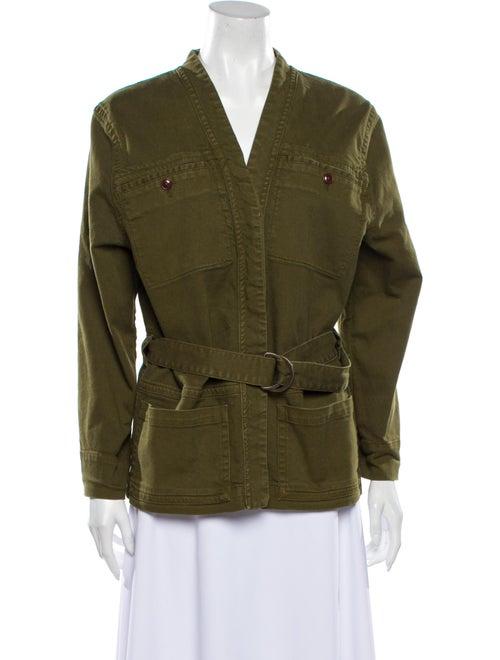 Rouje Utility Jacket Green