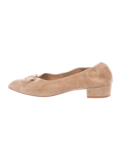 Rouje Suede Pumps