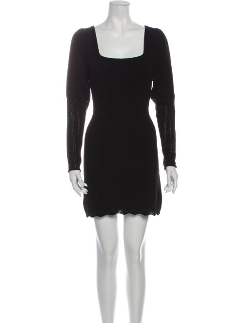 Rouje Wool Mini Dress w/ Tags Wool