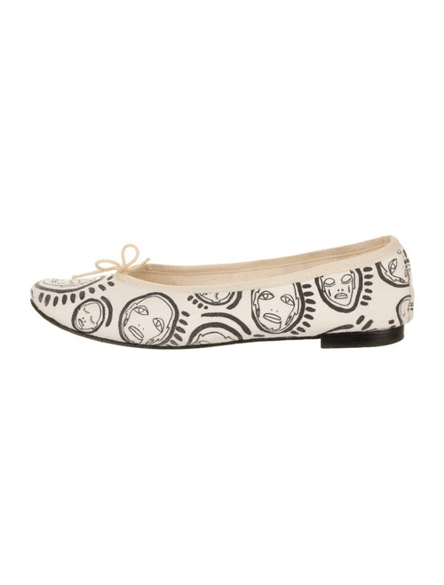 Repetto x Opening Ceremony Printed Ballet Flats