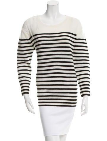 Raquel Allegra Breton Wool Sweater w/ Tags None