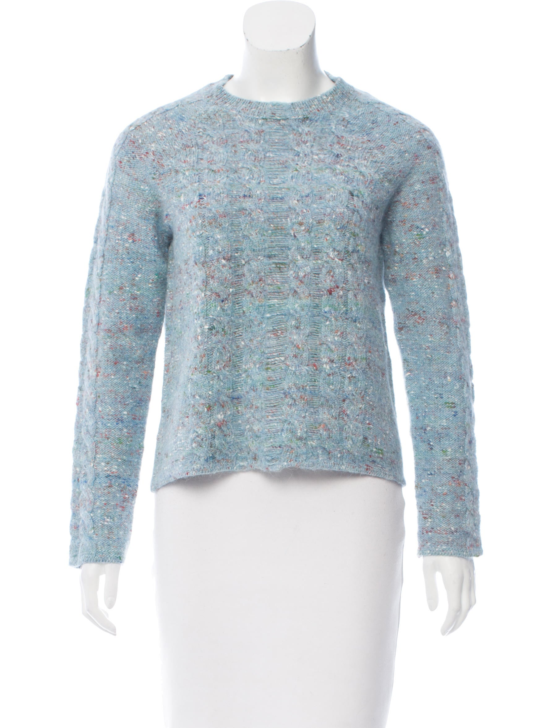 Raquel allegra merino wool m lange sweater clothing for Merino wool shirt womens