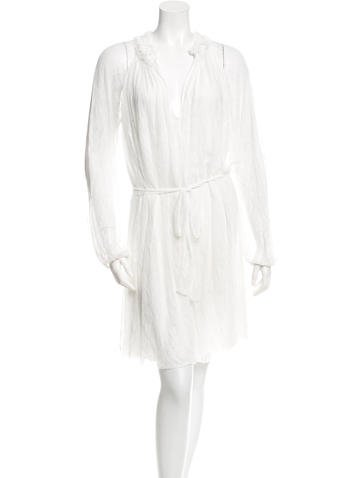Raquel Allegra Lace Long Sleeve Dress w/ Tags None