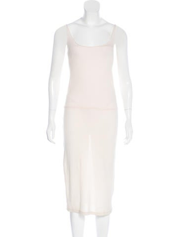 Raquel Allegra Sleeveless Midi Dress w/ Tags None