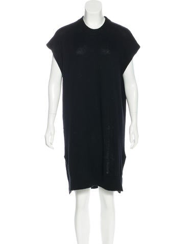 Raquel Allegra Wool & Cashmere-Blend Dress None