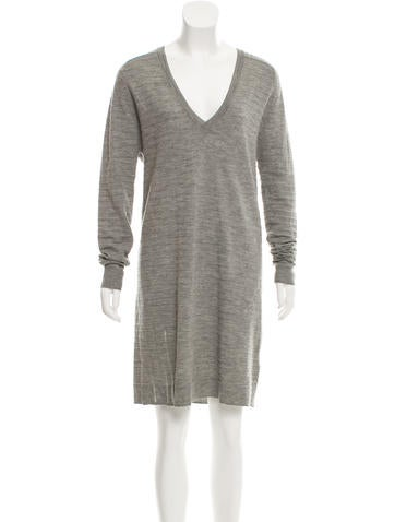 Raquel Allegra Wool Sweater Dress w/ Tags None