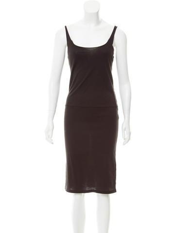 Raquel Allegra Sleeveless Knit Dress w/ Tags None