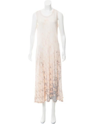 Raquel Allegra Sleeveless Printed Dress None
