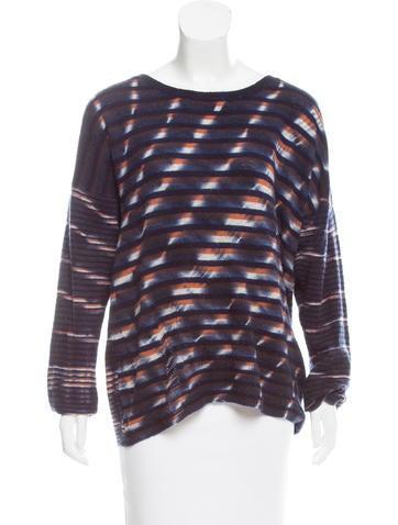 Raquel Allegra Long Sleeve Sweater None