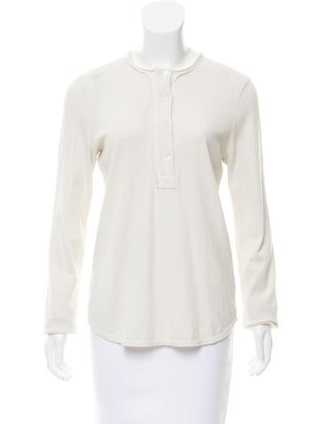 Raquel Allegra Knit Long Sleeve Top w/ Tags None