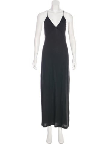 Raquel Allegra Sleeveless Maxi Dress None