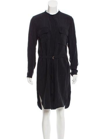 Raquel Allegra Long Sleeve Midi Dress w/ Tags None