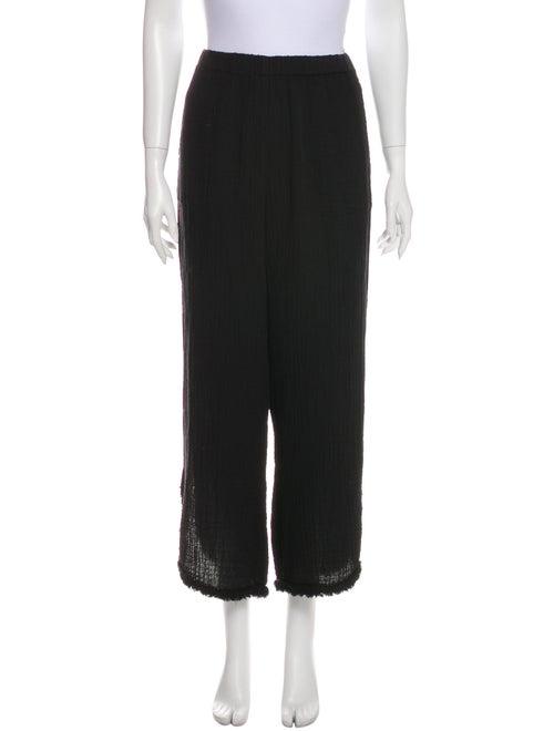 Raquel Allegra Sweatpants Black