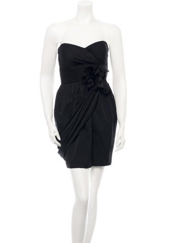 Robert Rodriguez Strapless Dress w/ Tags