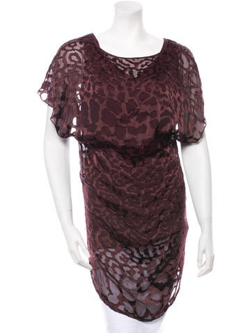 Robert Rodriguez Jacquard Top None