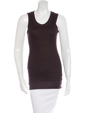 Robert Rodriguez Layered Tank Top None